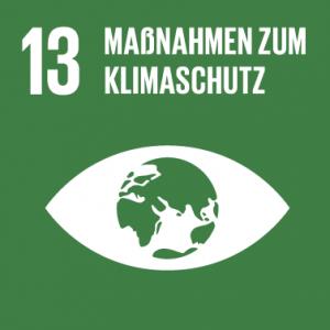 SDG 13 - Klimaschutz