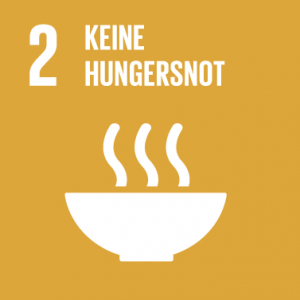 SDG 2 - Hunger beenden