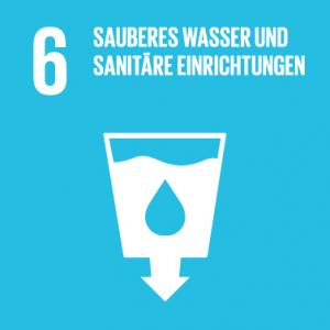 SDG 6 - Wasser und Sanitärversorgung
