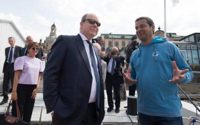 Fürst Albert II von Monaco eröffnet die 10. Hamburger Klimawoche