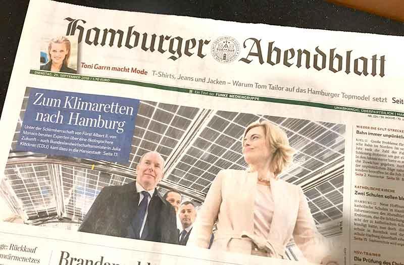 Die Klimawoche in den Medien