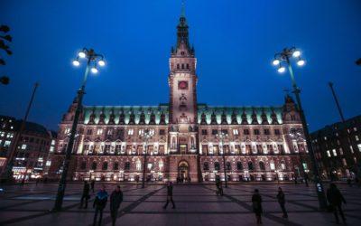 11. Klimawoche auf dem Hamburger Rathausmarkt
