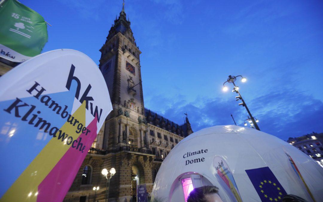11. Hamburger Klimawoche ein großer Erfolg: Hamburger*innen bereit zum Handeln!