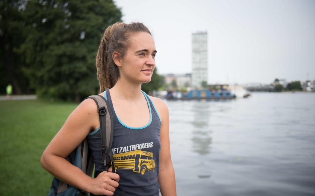Seenotretterin Carola Rackete: Beeindruckende Rede auf der European Researchers' Night