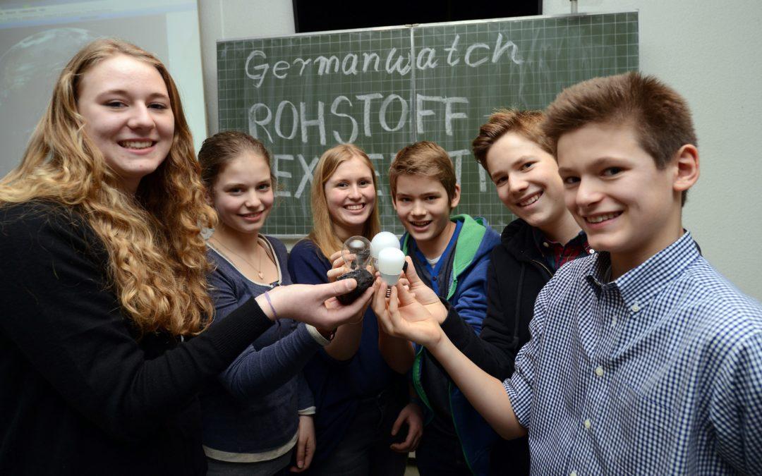"""Bildungsinitiative """"Lightcycle Rohstoffwochen"""" macht Jugendliche klar zur Rohstoffwende"""