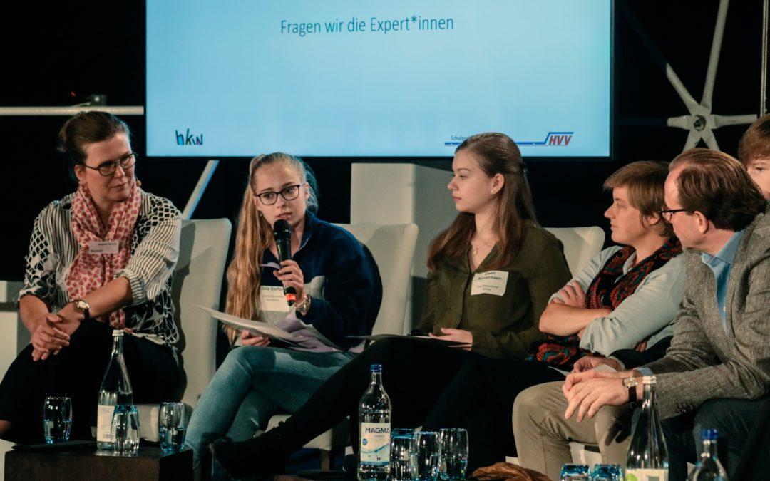 Verkehrswende für Hamburg jetzt! Online-Jugend-Mobilitätskonferenz am 22. September
