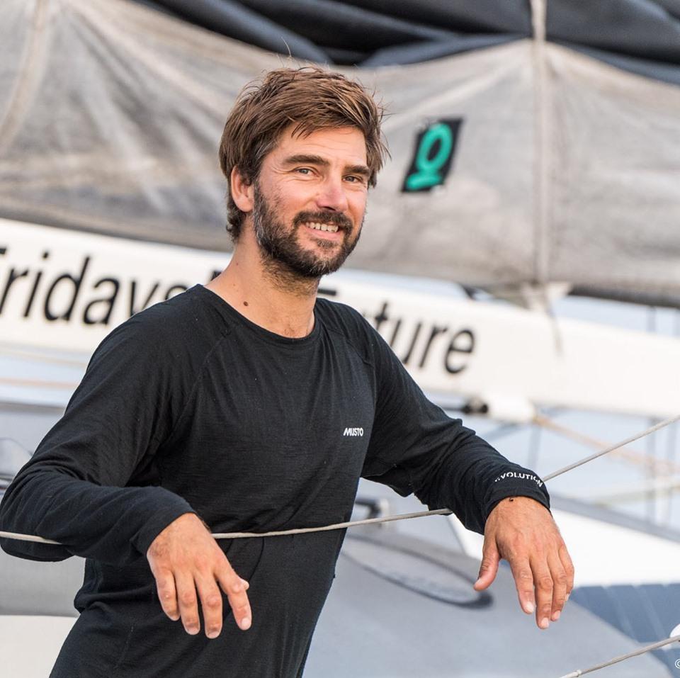 Malizia-Skipper Boris Herrmann