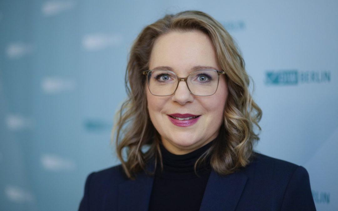 Energieexpertin Prof. Claudia Kemfert ist Schirmfrau der 12. Hamburger Klimawoche