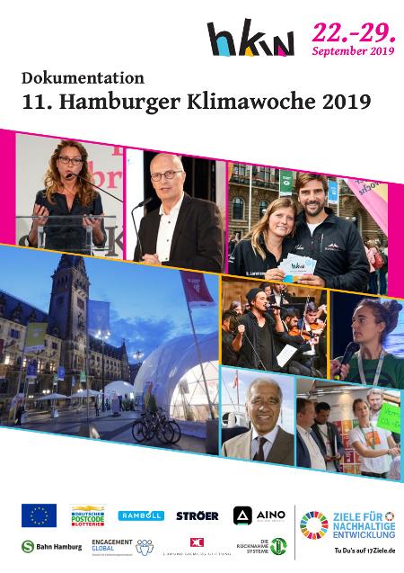 Dokumentation der Hamburger Klimawoche 2019