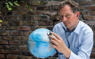 Der neue Schirmherr: Dr. Eckart von Hirschhausen